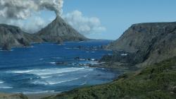 Volcano - dmp practice