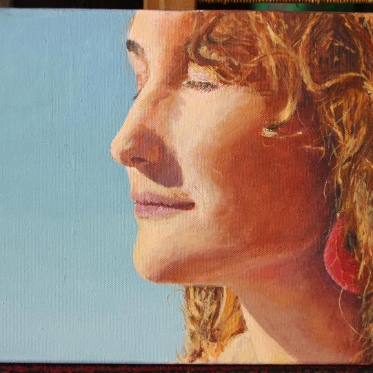charlotte portrait
