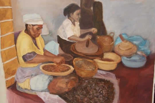 morroco workers